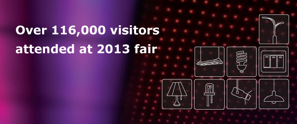 Over 116,000 visitors attended at 2013 fair