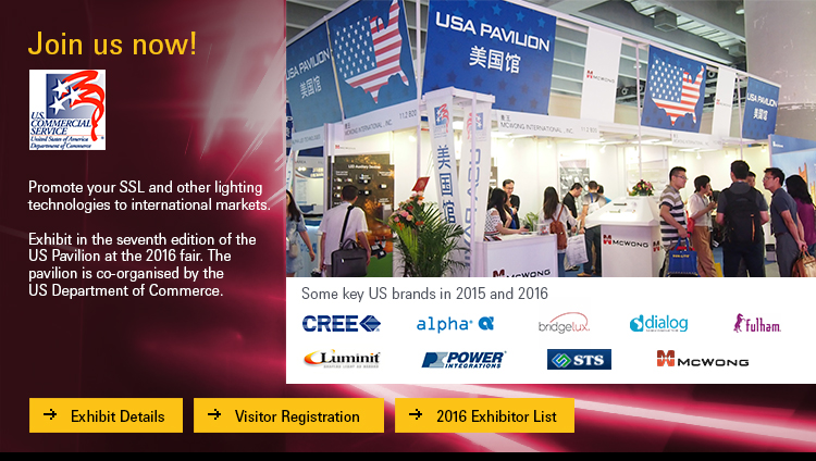 Join us today!To explore SSL Technology Innovation atthe 7th edition of US Pavilion in GILE