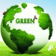 """""""绿色采暖,低碳生活"""