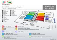 开启十馆,增设E5 & E6 两大展馆,展览总面积高达116,000 平方米