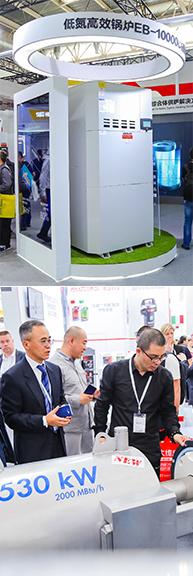 展会涵盖各大应用领域,E1、E2、E5、E6四大展馆呈现先进产品技术