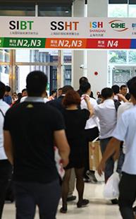 ISH Shanghai & CIHE 2016 — 中国南方采暖首选商贸平台