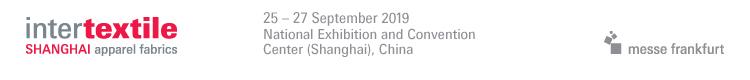 25 – 27.9 2019, Shanghai, China