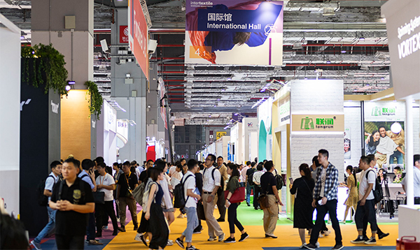 Recharge your business by participating at the flagship exhibition – Intertextile Shanghai Apparel Fabrics