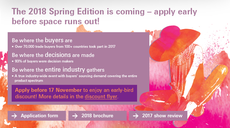 The industry's leading exhibition  to grow your business