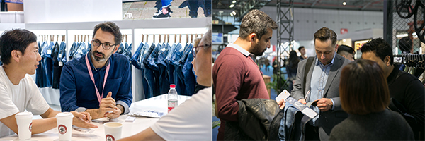 Intertextile Shanghai is the best platform to explore the Chinese denim market