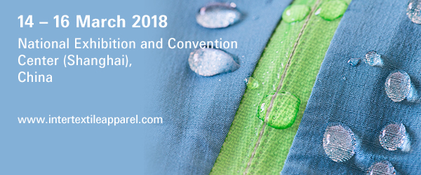 14 – 16 March 2018 National Exhibition and Convention Center (Shanghai), China