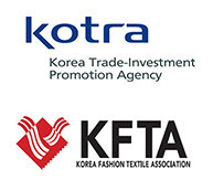 Korea Pavilion - Korea Fashion Textile Association & KOTRA