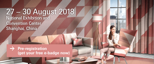 27 – 30 August 2018 National Exhibition and Convention Center (Shanghai) Shanghai, China
