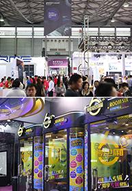 Dedicated product zones help exhibitors capture business in growing markets