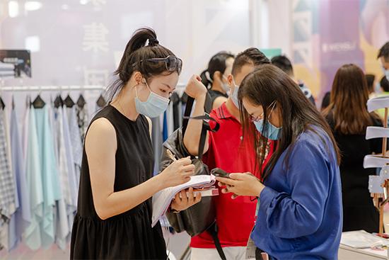 More than 40 apparel brands sourced at Intertextile Shenzhen