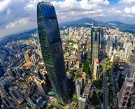 Explore the city of Shenzhen