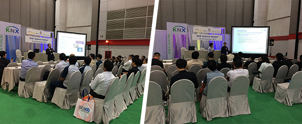 Join Us at KNX Technical Seminar!