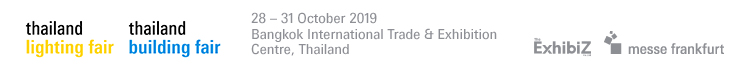 28 – 30 October 2019 Bangkok International Trade & Exhibition Centre, Thailand