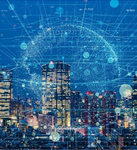 Smart lighting market potential in the smart city development process